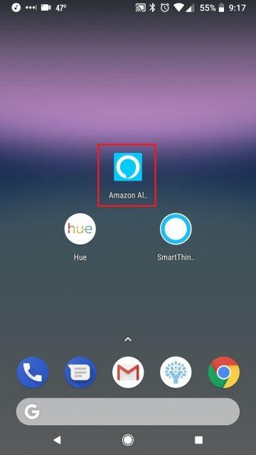 Open Echo App