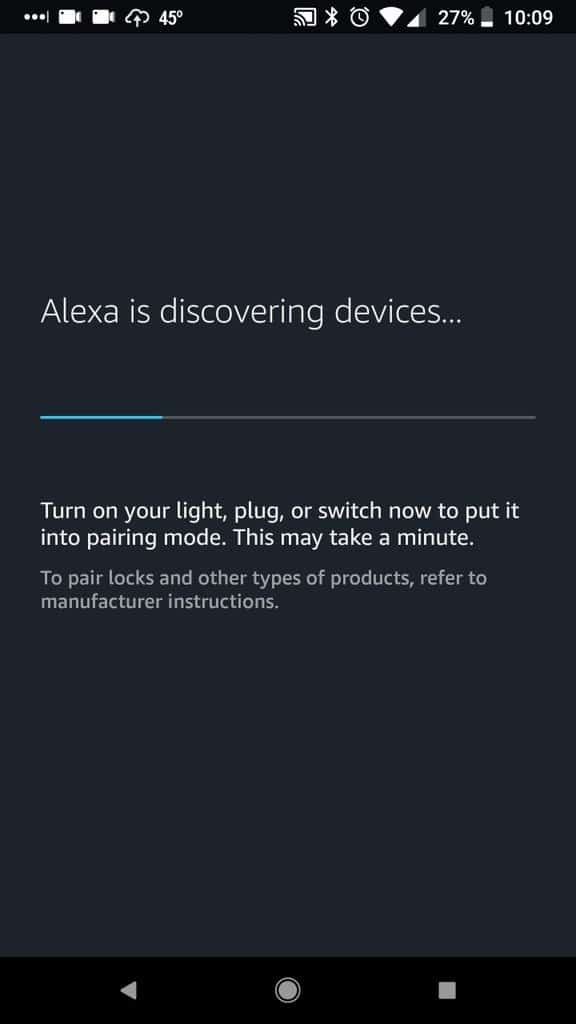 Discover Hue Devices