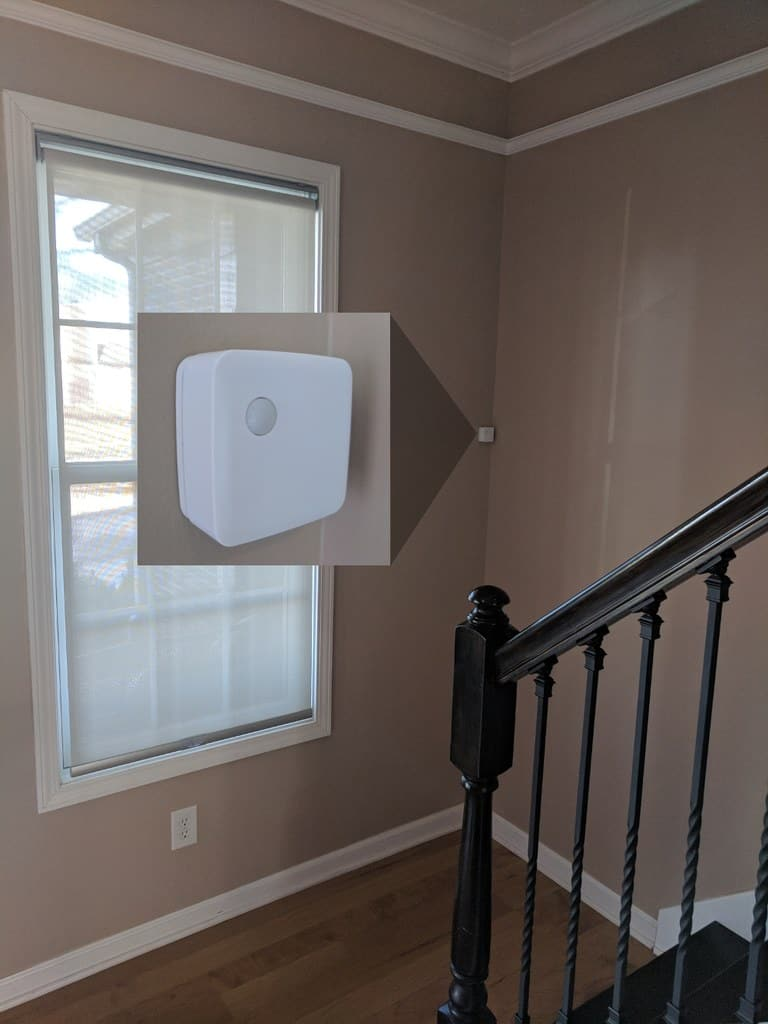 SmartThings Motion Sensor Wall Mount