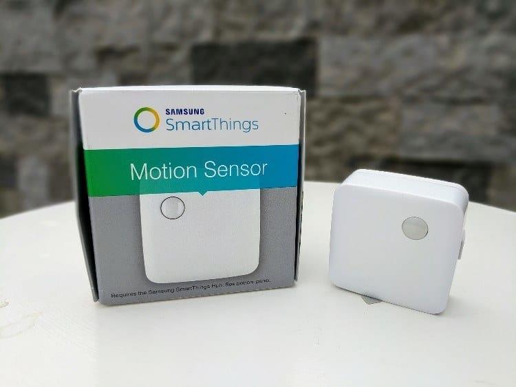 SmartThings Motion Sensor