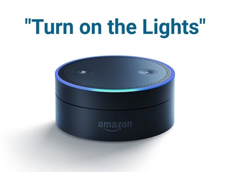 Alexa Turn On Lights