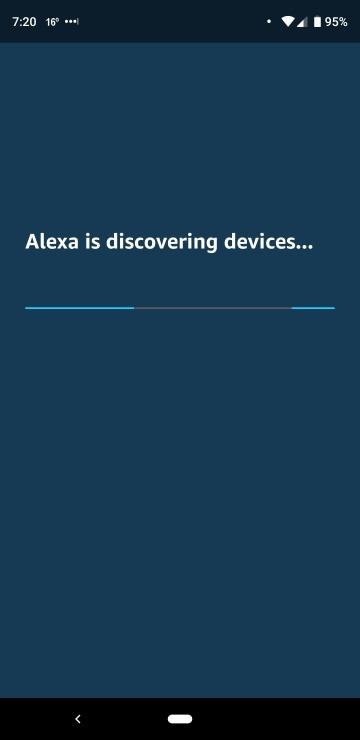 Alexa Discovering Devices