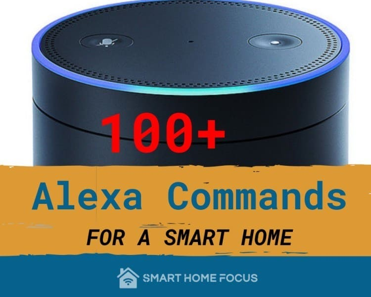 photograph relating to Printable List of Alexa Commands identify 100+ Listing of Alexa Instructions - Intelligent Property Attention