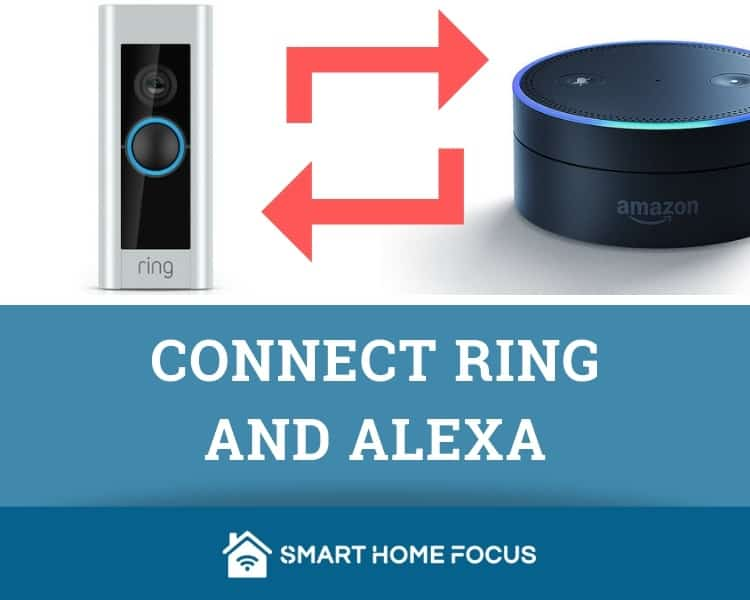 Connect Ring Doorbell and Alexa