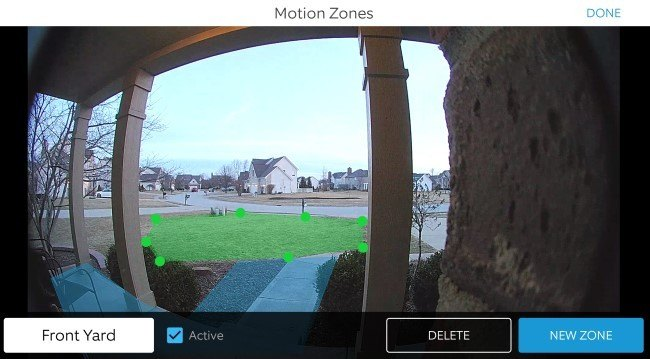 Ring Advanced Motion Detection
