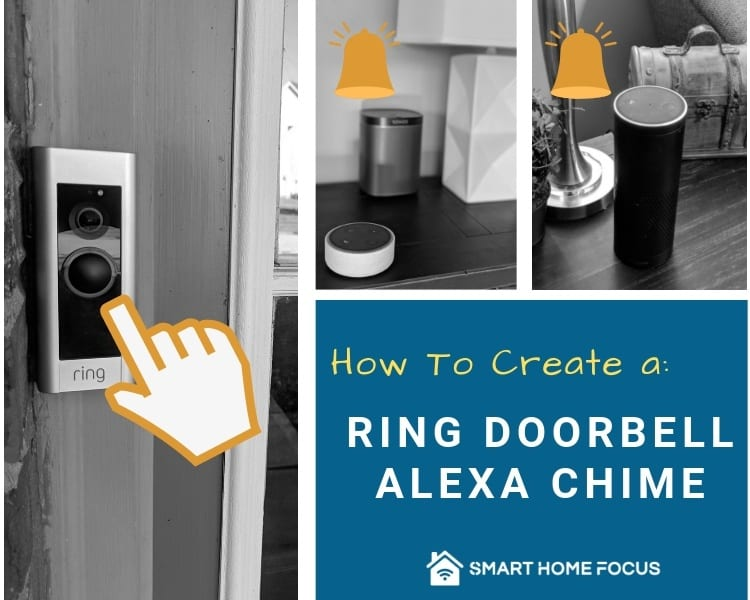 Ring Doorbell Alexa Chime