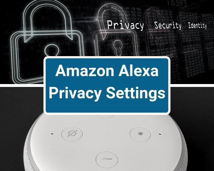 Alexa Privacy Settings