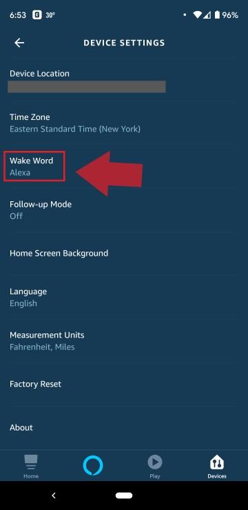 How to Change Alexa Name or Wake Word