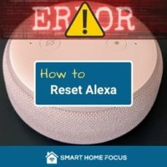 How to Reset Alexa