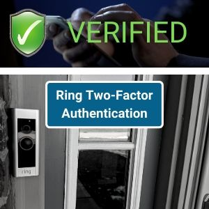 Ring Two Factor Authentication
