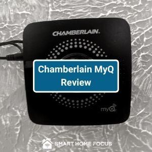 Chamberlain MyQ Review